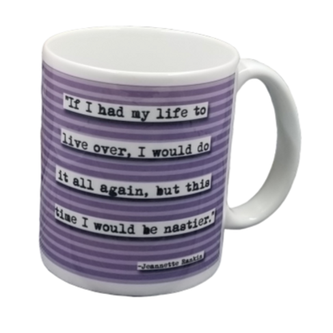 Jeannette Rankin Mug Set of 2