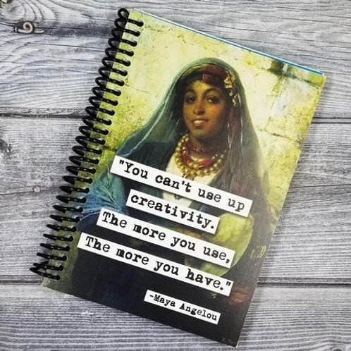 Maya Angelou Notebook- Set of 2 Wholesale