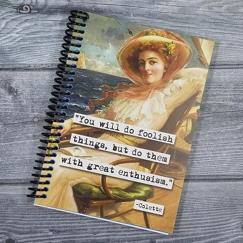 Colette  Notebook - Set of 2 Wholesale