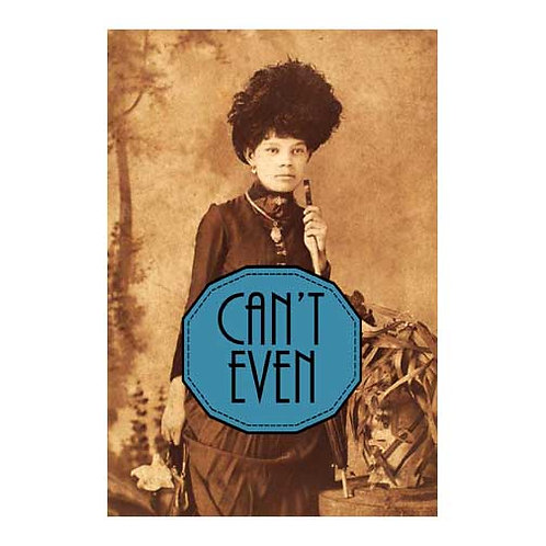 Can't Even Postcard - Set of 6 Wholesale