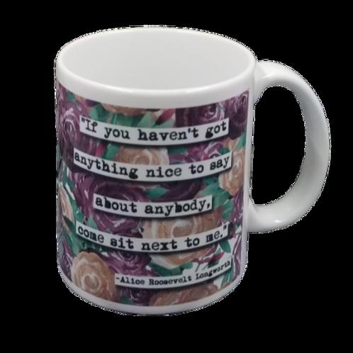 Alice Roosevelt Longworth Coffee Mug Set of 2 Wholesale