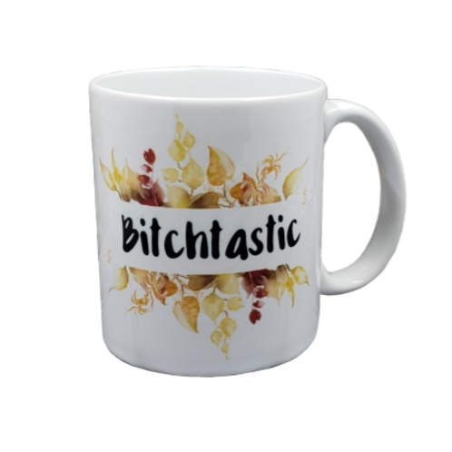 Bitchtastic Coffee Mug Set of 2 Wholesale