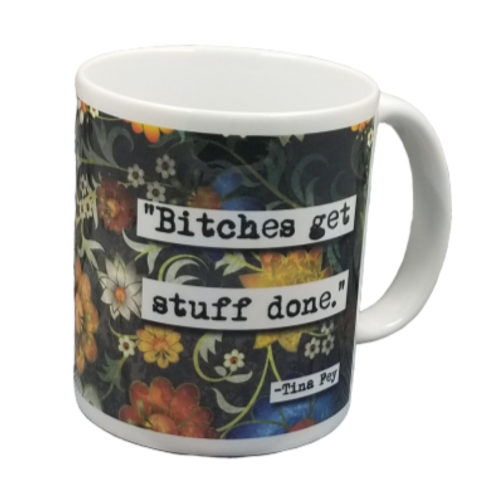 Bitches Get Stuff Done Mug Set of 2 Wholesale