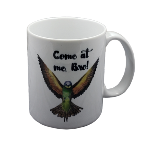 Come At Me Bro Coffee Mug Set of 2