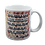 Thumbnail: Bette Davis Glass of Champagne Quote Coffee Mug - Wholesale 2 per