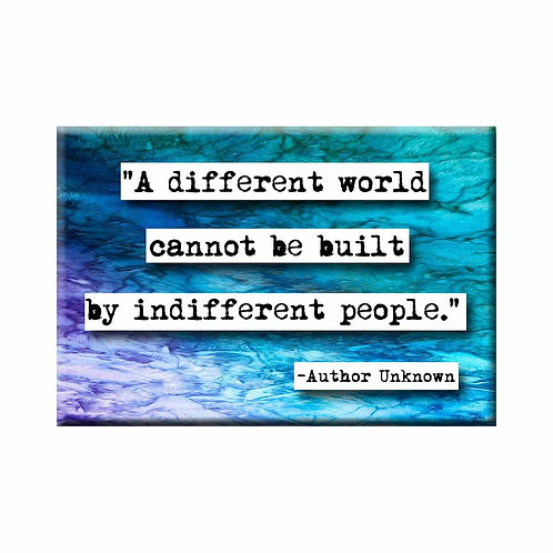 A Different World Magnet - Set of 3 wholesale