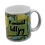 Thumbnail: Feminist Killjoy Quote coffee mug - wholesale set of 2