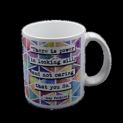 Amy Poehler Coffee Mug Set of 2