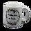 Thumbnail: Productive As Fuck Coffee Mug Set of 2 Wholesale