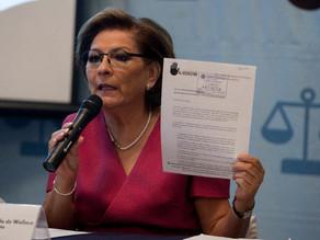 SECUESTRAN AL ABOGADO DE ISABEL MIRANDA A UN DÍA DE DENUNCIAR CORRUPCIÓN EN EL IFDP