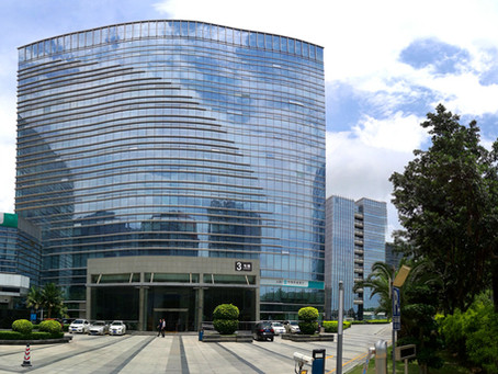 KEYTOP PARKING launched its 2nd R&D center in Chengdu City