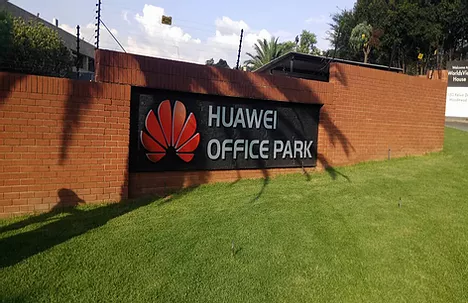 Huawei Office Park, South Africa