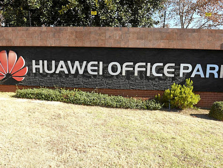 KEYTOP Ticketless Parking help HUAWEI South Africa Park improve the safe management under COVID-19