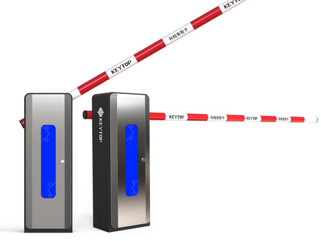 KEYTOP New Product: DirectCurrentInverterBarrier Gate For Ticketless Parking Management