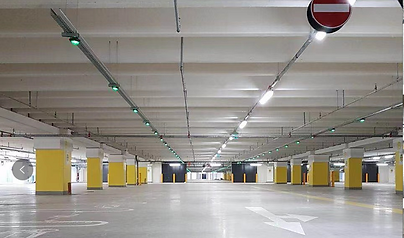 Parking Guidance System Ultrasonic Senso
