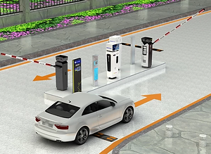 keytop parking management systems