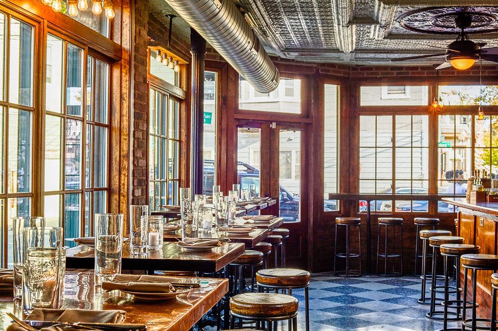 The Hutton Restaurant & Bar