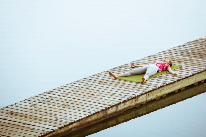 Savasana: The Most Difficult Pose?