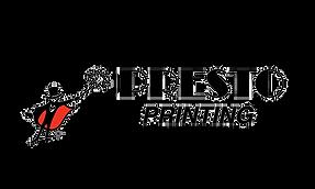 Presto Printing - Logo