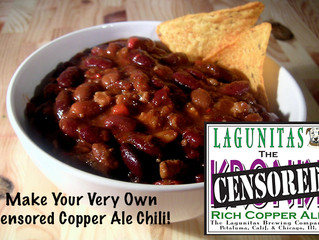 A Recipe from our Sponsor: Lagunitas