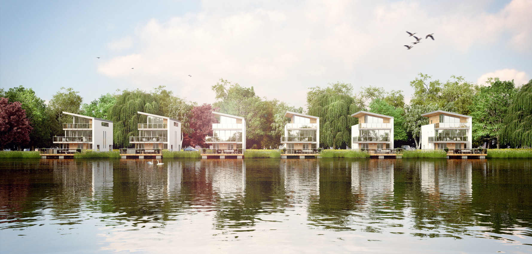 Cotswold Lakeside Homes