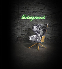 Underground Chair