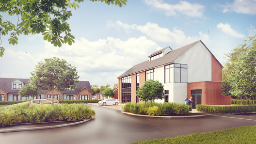 Burton Waters Extra Care Home