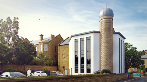 Nowell Street Mosque
