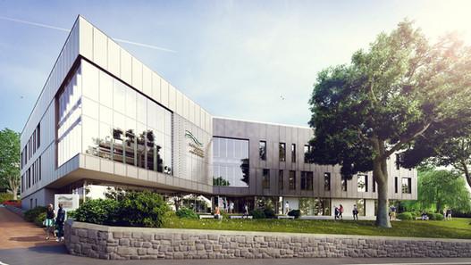Rotherham College Higher Level Skills Centre