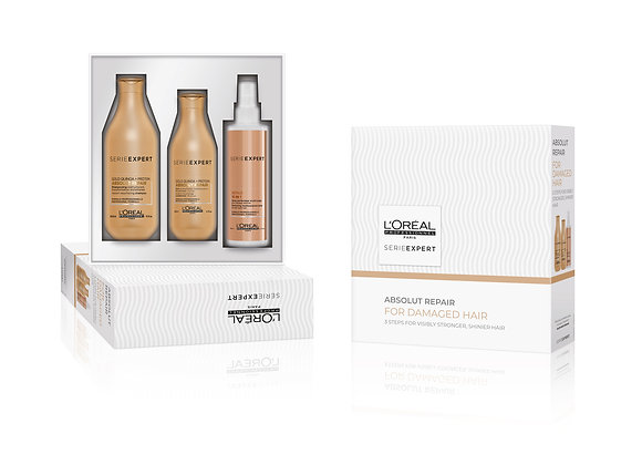 Absolut Repair Trio Pack