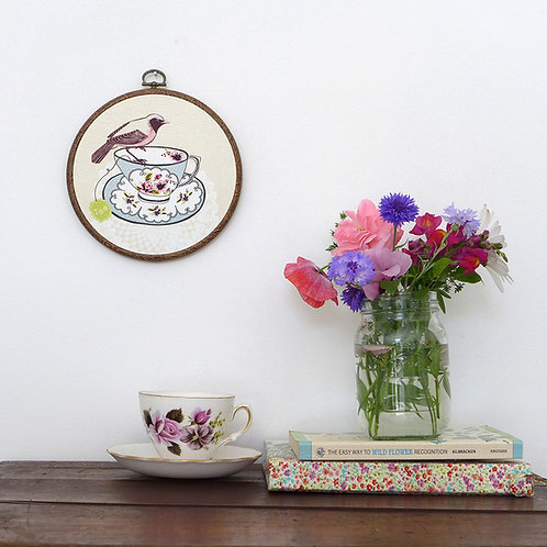 Time for Tea Hoop