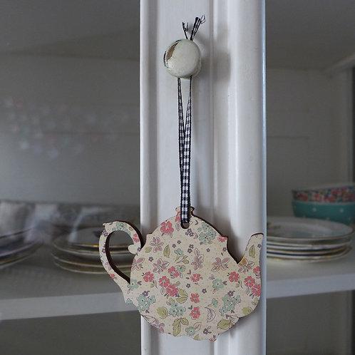Teapot Decoration