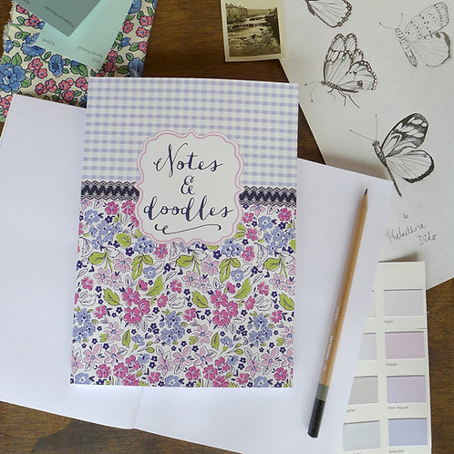 Notes & Doodles Notebook