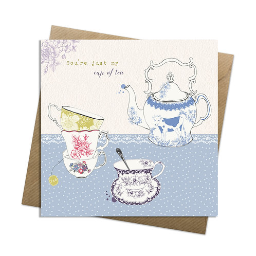 My Cup of Tea Card