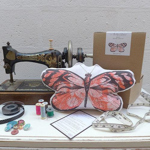 """""""Bertie"""" Butterfly Cushion Kit"""