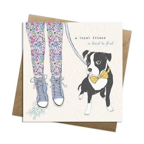 Loyal Friend Card