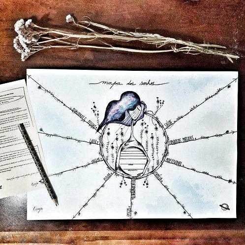 A3 Mapa dos Sonhos