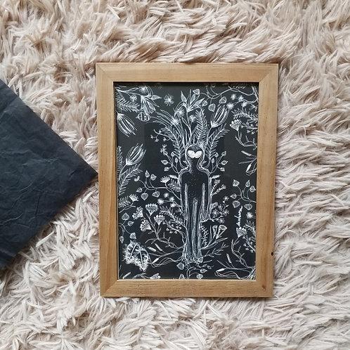 A5  Alien Flowers