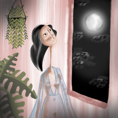A Lua me encanta