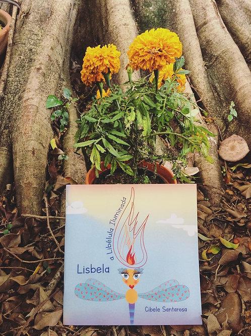 Livro Lisbela a Libélula Iluminada
