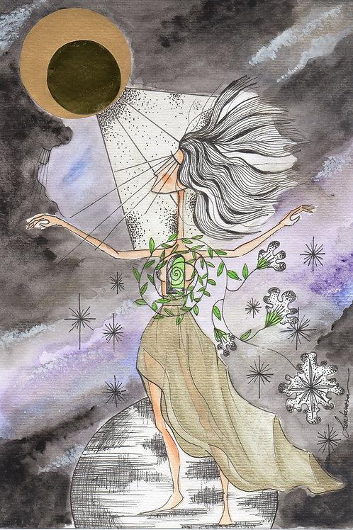 A4 Dança Cósmica