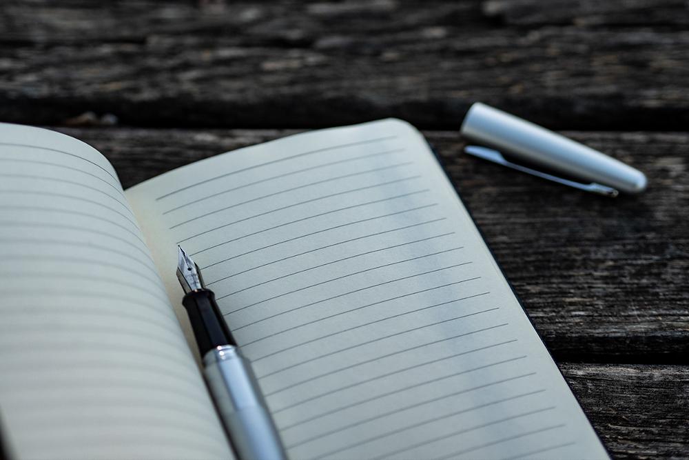 מילים. כתיבה.  השראה