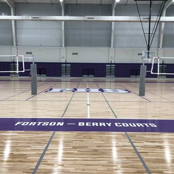 Fort Worth ISD - R.L. Paschal High School Gymnasium