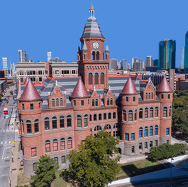 Dallas County - Old Red Courthouse