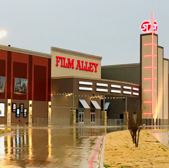 Film Alley - Terrell