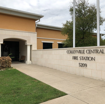 City of Colleyville - 2 Fire Station Renovations