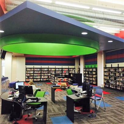 Castleberry ISD - Library Renovation