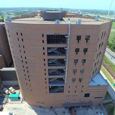 Dallas County - Lew Sterrett Justice Center