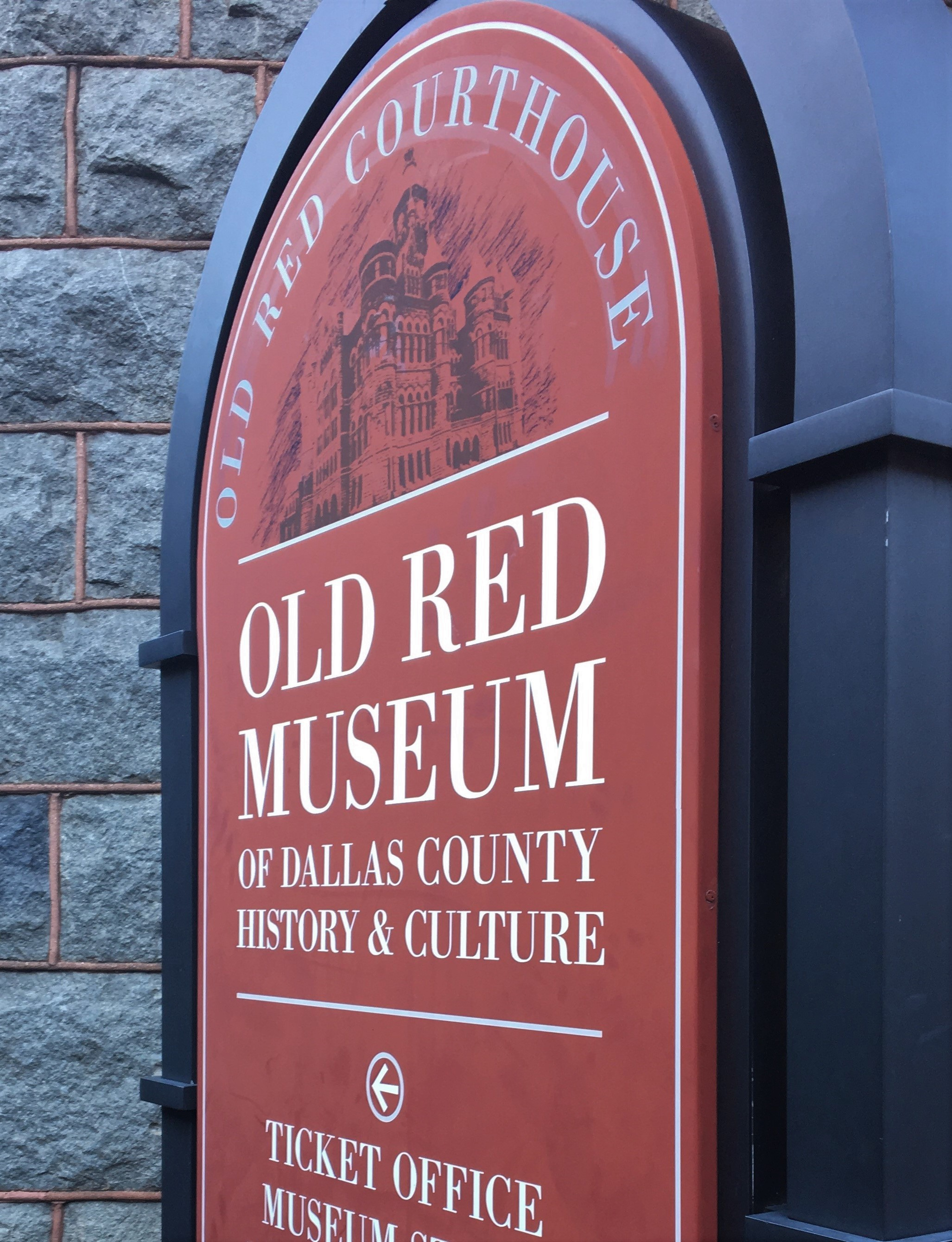Old Red Courthouse #2