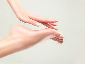 Silk Beauty Salon Foot Treatments